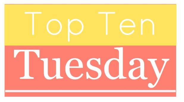Top Ten Tuesday: Top Ten Books That Were Hard for You to Read